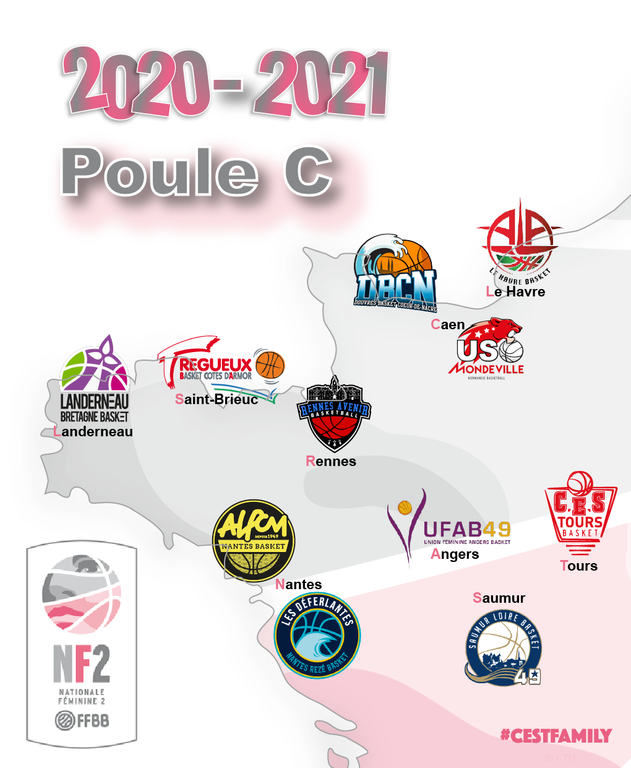 Calendrier 2020-21 NF2